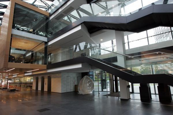 """""""Swedbank"""" būstinė Vilniuje – tarp geriausių pasaulio architektūros pavyzdžių"""