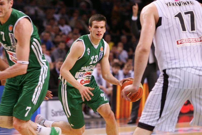 Lietuvos jaunimo rinktinė į kitą etapą žengė be nuostolių