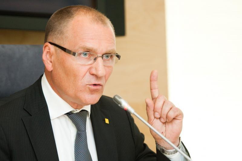 A.Čaplikas: premjeras meluoja ir griauna koaliciją