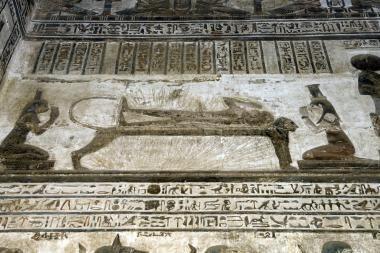 Egipte atkasta 4 tūkst. metų senumo žynio kapavietė