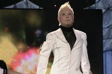 """B.Moisejevas pasitraukė iš kovos dėl teisės dalyvauti """"Eurovizijoje"""""""