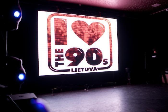 Haddaway ir Lietuvos muzikos legendos nukėlė 20 metų atgal