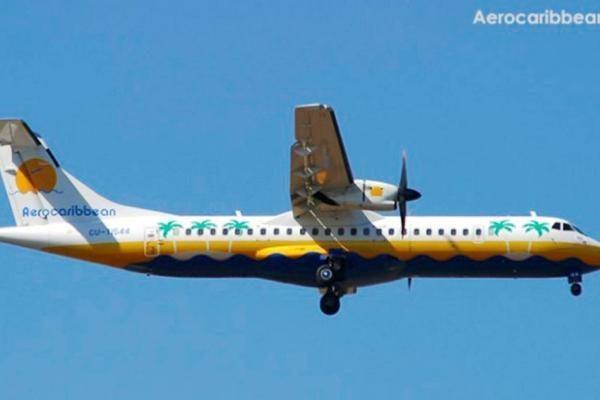 Kuboje nukrito lėktuvas su 68 žmonėmis (papildyta)