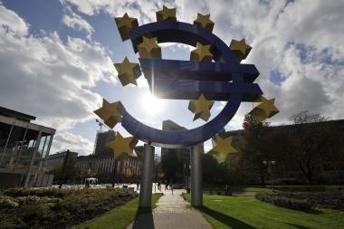 Lietuvai neverta skubėti į euro zoną, mano