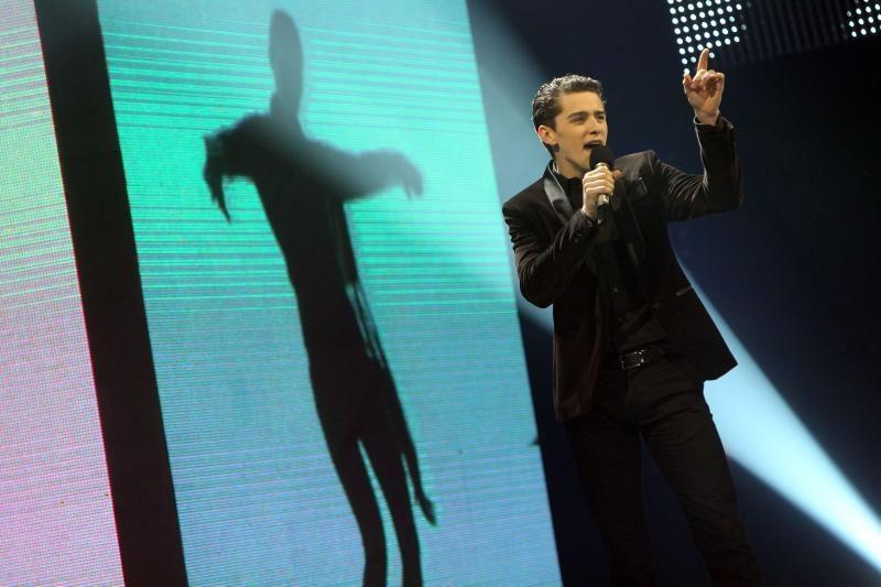 """Naktiniame klube – D.Montvydo palydos į """"Euroviziją"""""""