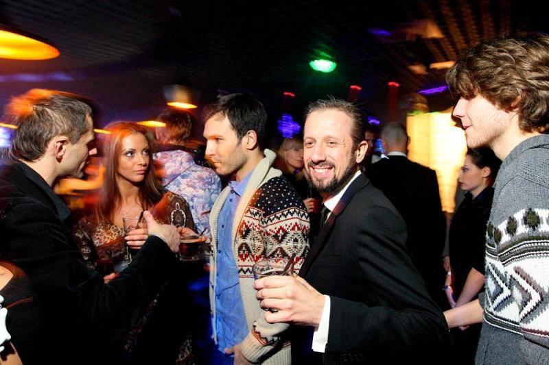 Muzikos šou vainikavo iki paryčių užsitęsęs vakarėlis