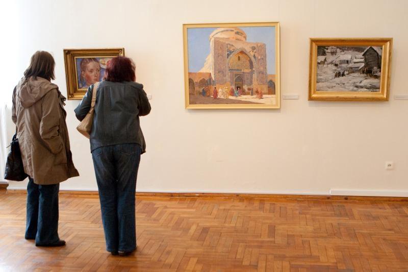 Radvilų rūmuose pristatoma Vakarų Europos tapyba