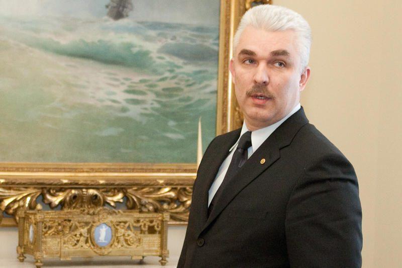 Prezidentė antrąkart prašo Seimo pritarti Ž. Pacevičiaus atleidimui
