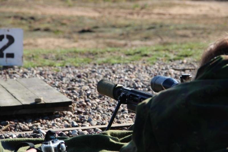 Karo įkaito kailyje pasijutusio žurnalisto įspūdžiai: sustingdė baimė