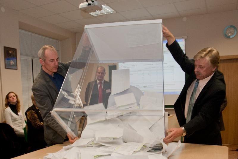 Ketvirtadalis didmiesčių gyventojų neketina balsuoti Seimo rinkimuose