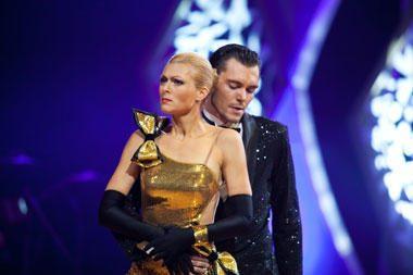E.Jackaitė šoks su nauju partneriu