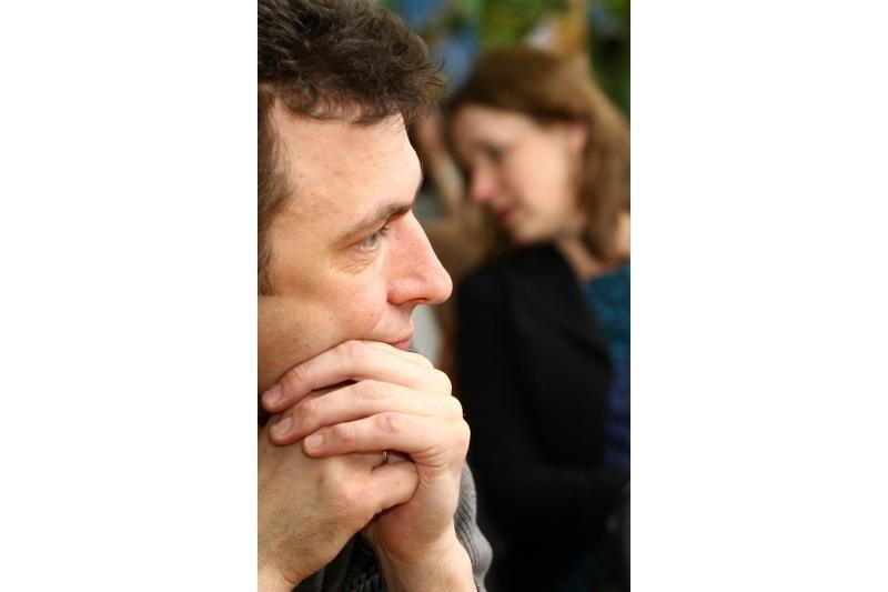 Intriguojantį romaną išleidęs žurnalistas: savęs neprievartavau