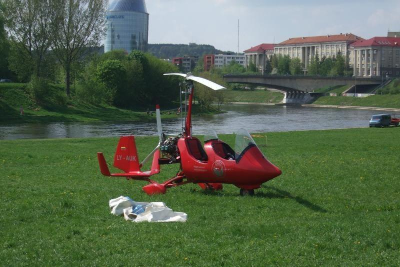 V.Landsbergis: visada jaučiau sveiką pavydą tiems, kurie skraido