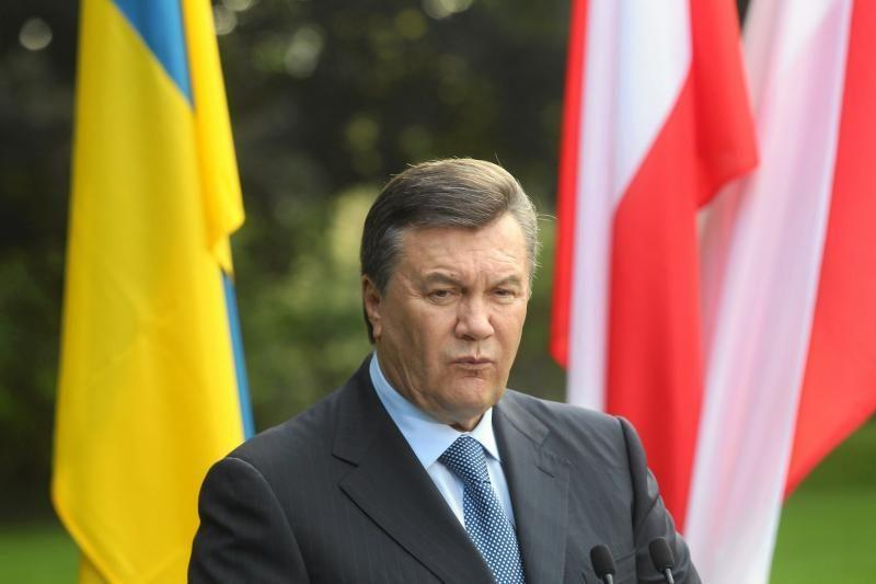 V.Janukovičius iki metų pabaigos žada atvykti į Lietuvą