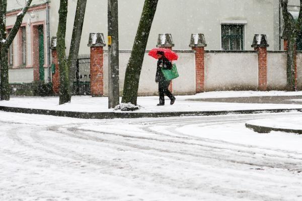 Kelininkai tikina žiemai pasiruošę