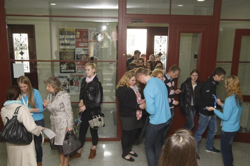 """""""Versli Lietuva"""" sudomino jaunuosius klaipėdiečius"""