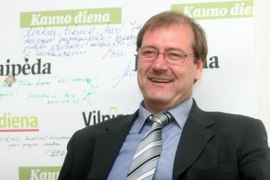 V.Uspaskich kovos dėl Vilniaus mero posto