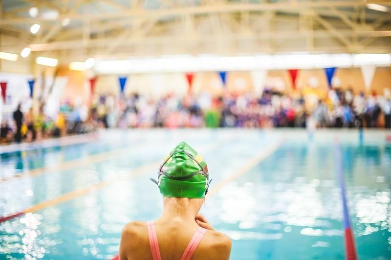 Plaukimo festivalis ragina maudytis saugiai