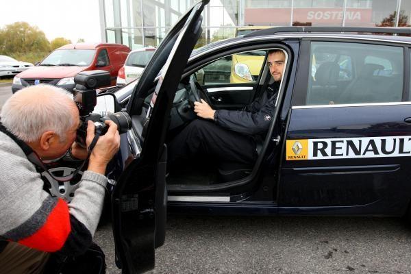 """""""Žalgiriui"""" - rekordinis """"Renault"""" skaičius"""