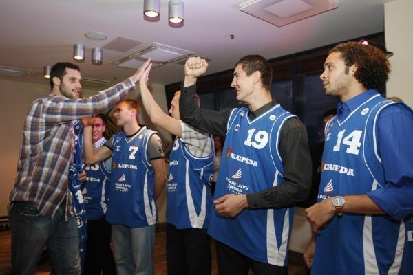 """""""Neptūnas"""" sieks kovoti dėl medalių"""