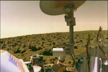 Mokslininkai: Marse vis dėlto gali būti gyvybės pėdsakų