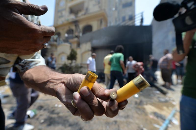Egipto karinė vadovybė politikams patarė susitarti per 48 valandas