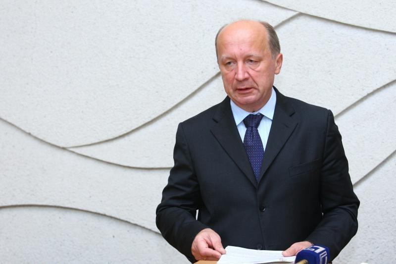 """Premjeras: opozicijos veiksmai dėl """"Snoro"""" nepadeda ginti žmonių"""