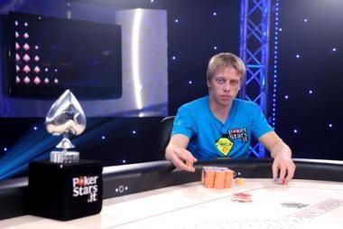 Pokerio turnyre 110 tūkst. eurų atiteko klaipėdiečiui