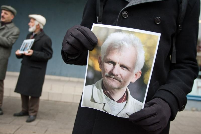 Teismas nerado pagrindo paleisti į laisvę teisių gynėją A.Beliackį