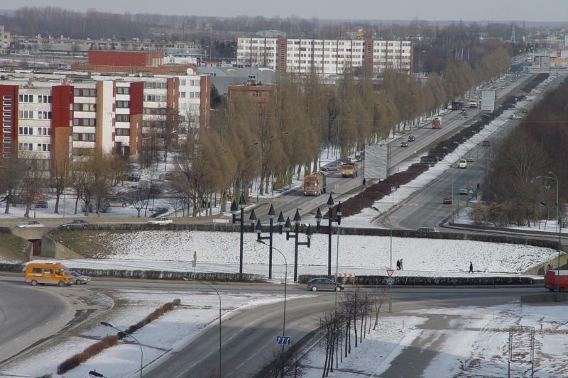 Klaipėdos Statybininkų ir Baltijos prospektuose – eismo pokyčiai