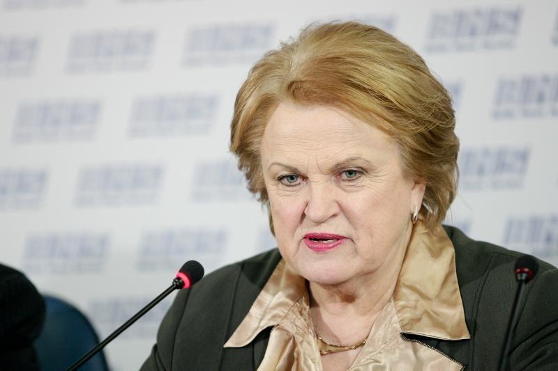 Iš K.Prunskienės partijos būstinės ilgapirščiai pavogė 30 tūkst. litų