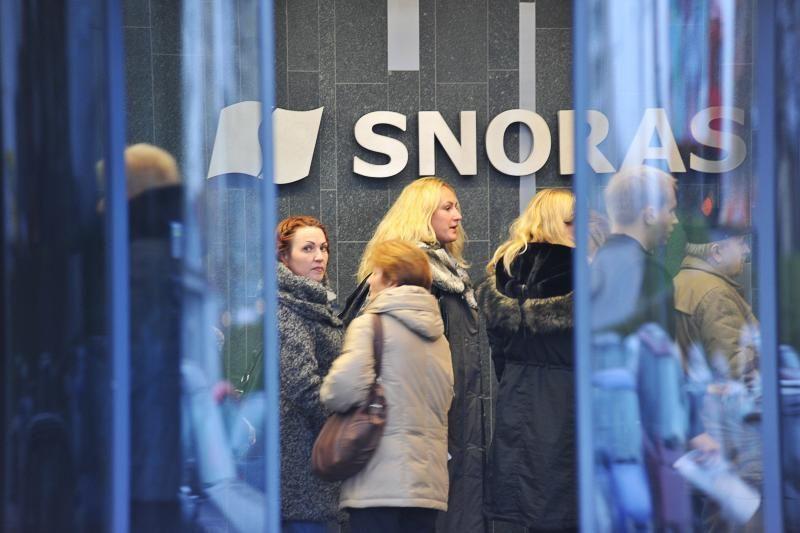 """Apklausa: pusė gyventojų veiksmus dėl """"Snoro"""" vertina nepalankiai"""