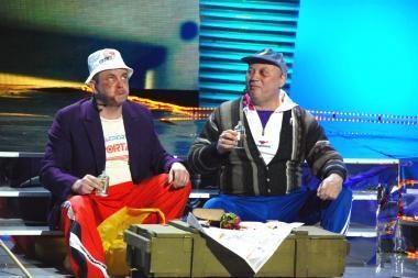 """Vyrų duetas palieka LNK """"Žvaigždžių duetus"""""""