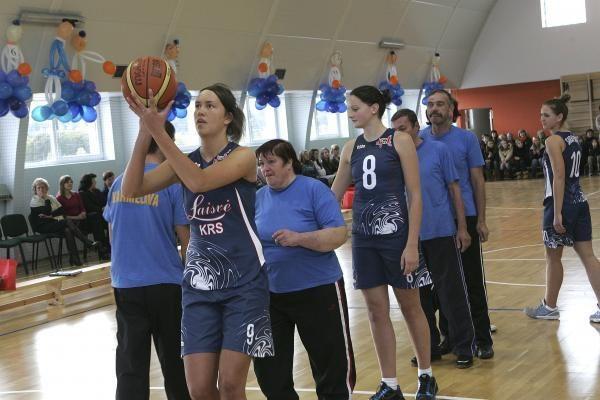"""""""Laisvės-KRS"""" krepšininkių tikslas - prizinė vieta"""