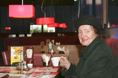 Maltiečių savanoriai remia šventę senjorams