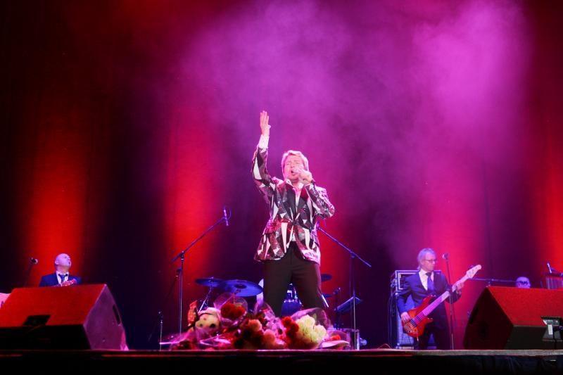 Puikiu pasirodymu Vilniuje N.Baskovas užbaigė turą po Lietuvą