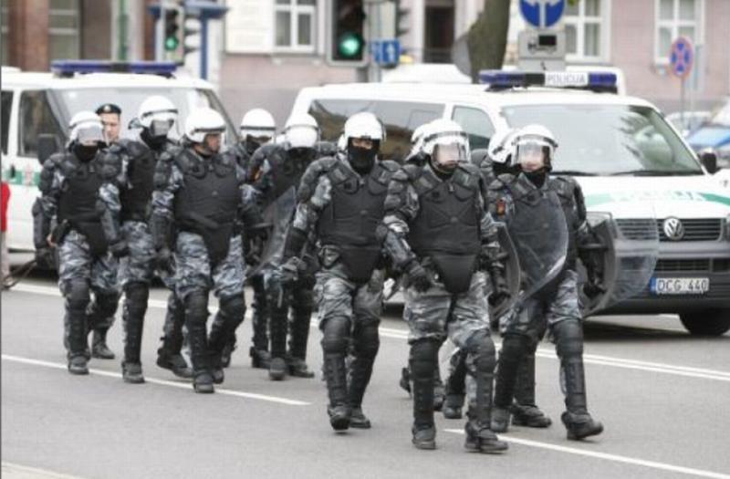 Angelų sargų dieną Palangos policininkai švęs kartu su miestiečiais