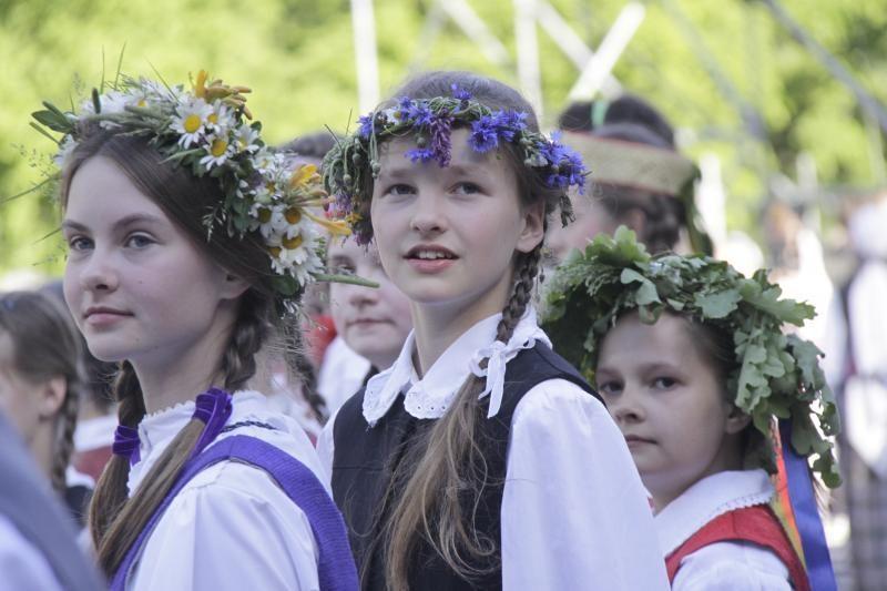 Vakarų Lietuvos krašto dainų šventėje laukiama apie 5000 dalyvių