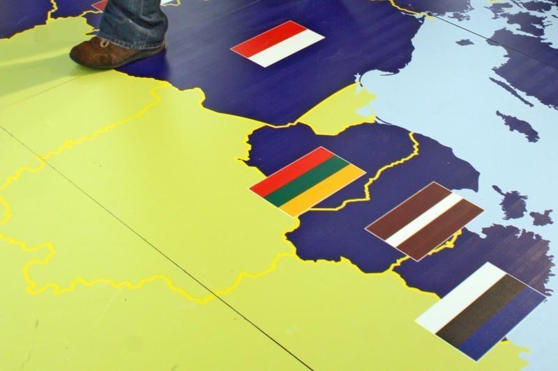 Paskelbta, kuri Baltijos šalis geriausiai įsisavina ES fondų lėšas