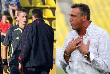 """Diskvalifikuotas Gargždų """"Bangos"""" treneris"""