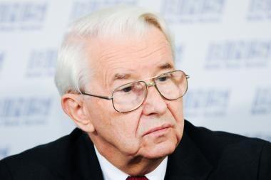 VU rektoriui – Lomonosovo universiteto garbės profesoriaus vardas