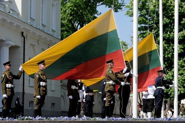 Pagerbti Lietuvos partizanai ir laisvės gynėjai