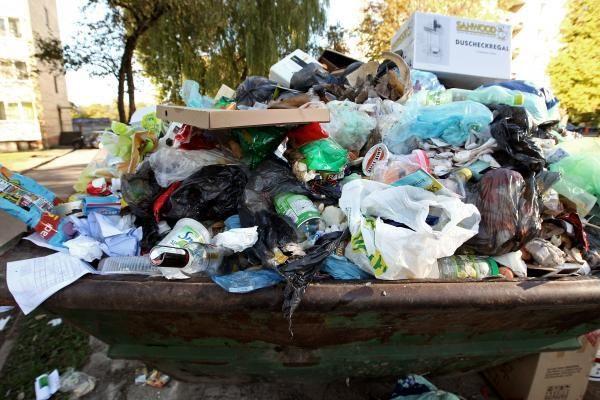 Aplinkos komiteto vadovas kaltina savivaldybės dėl vangaus atliekų surinkimo