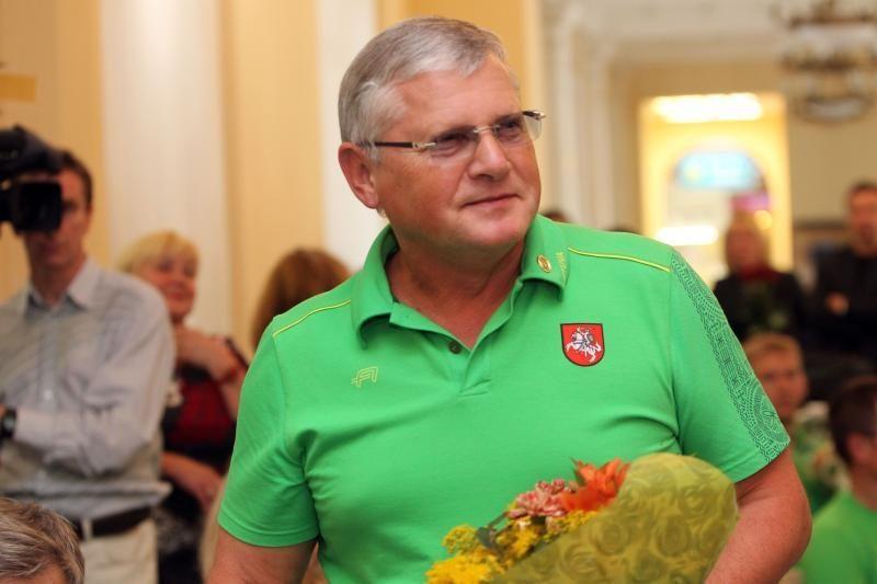 Į Lietuvą sugrįžo   šalies parolimpinė rinktinė