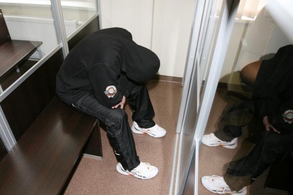 Suimtas senukų nužudymu įtariamas klaipėdietis