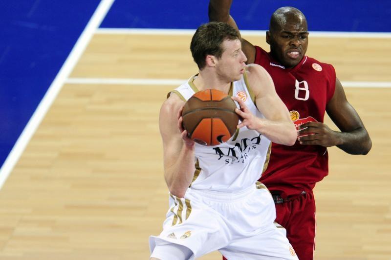 Ispanijos krepšinio lygoje M.Pocius prie pergalės prisidėjo 12 taškų