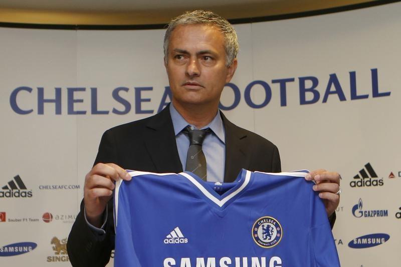 J. Mourinho: svarbiausia - laimėti