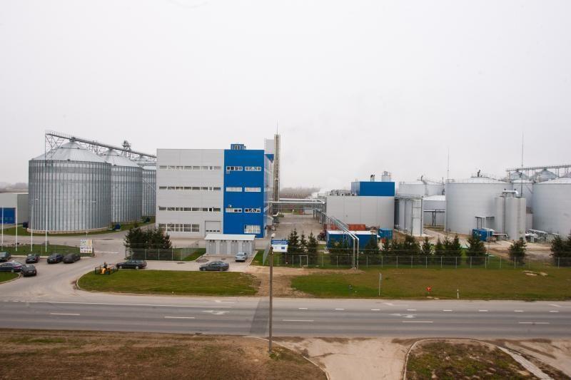 Bioetanolio gamykloje Pasvalyje įvyko sprogimas, aukų nėra