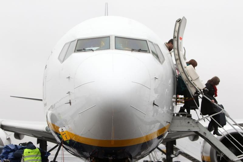 Tarp 135 Kopenhagoje iš lėktuvo evakuotų žmonių - karališkieji asmenys