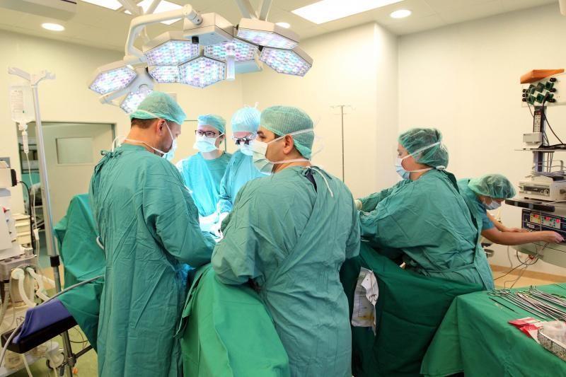 Du transplantacijos centrus jungs į vieną?